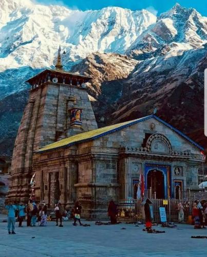 Kedarnath Temple, Uttarakhand
